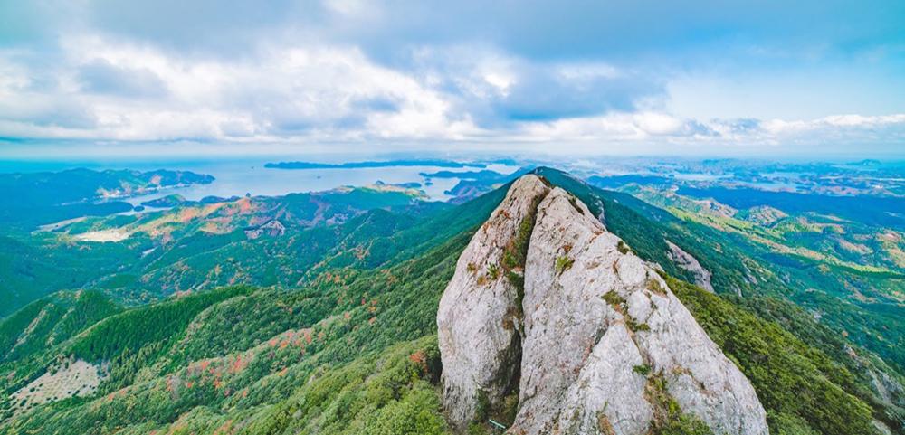 Mount Shiratake Tsushima