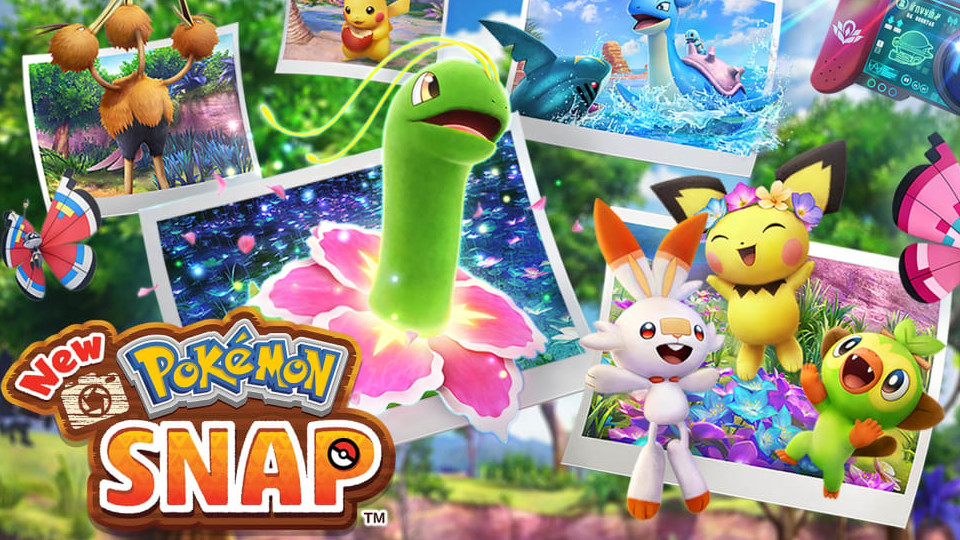 Nintendo Download | New Pokemon Snap