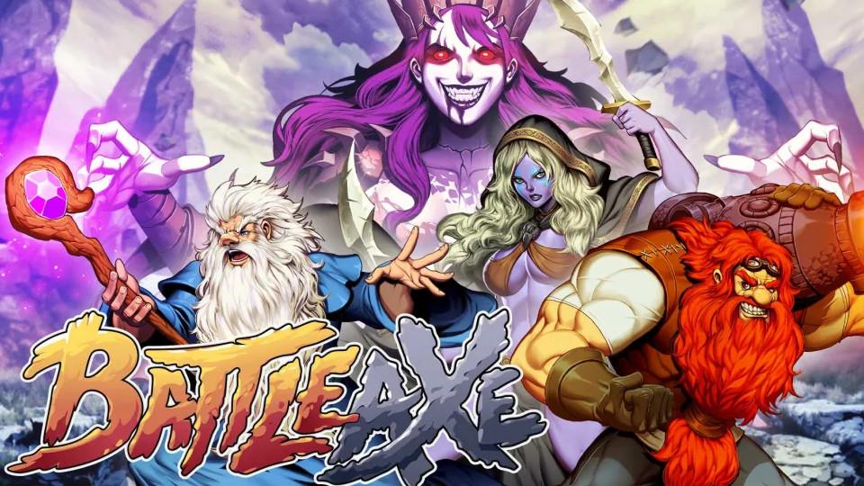 Nintendo Download | Battle Axe