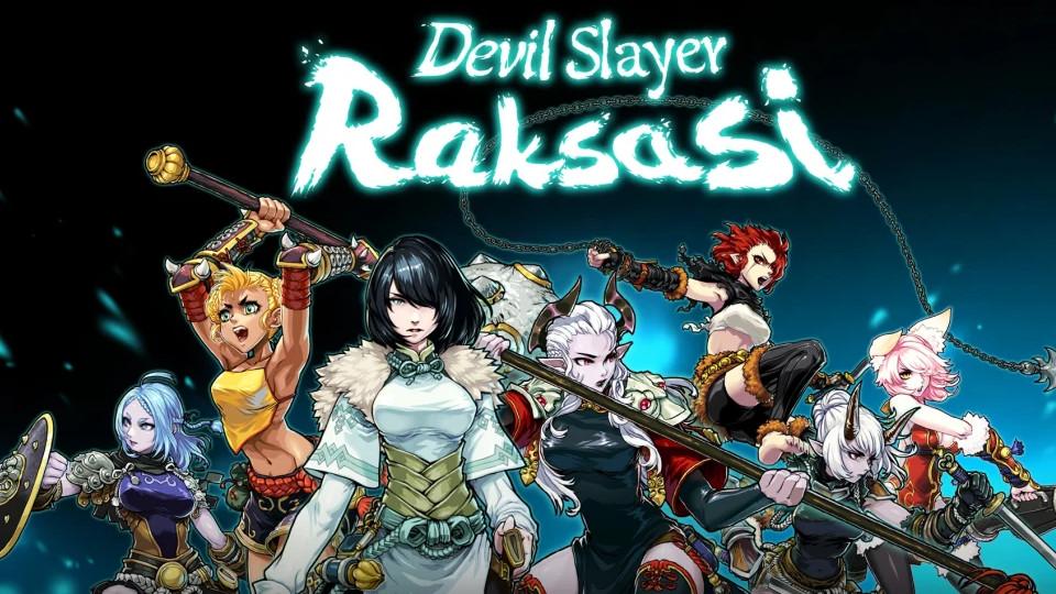 Devil Slayer Rakasi