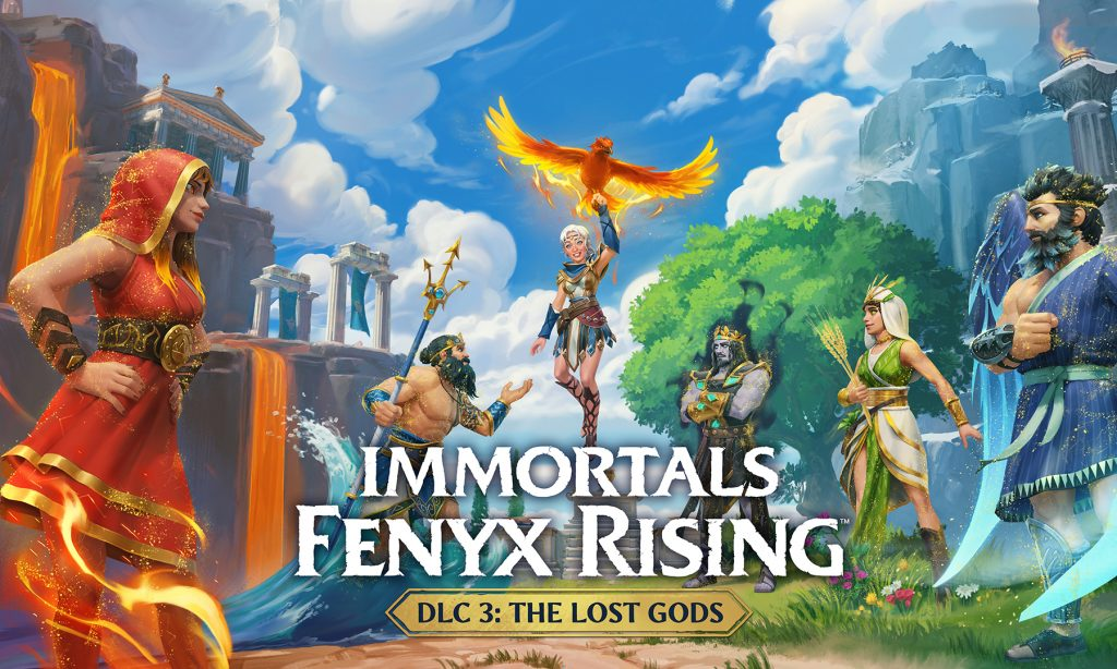 Nintendo Download   Immortals Fenyx Rising DLC