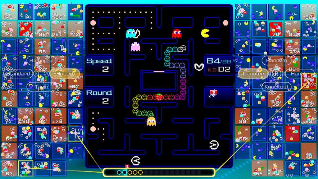 Nintendo Download   Pac-Man 99