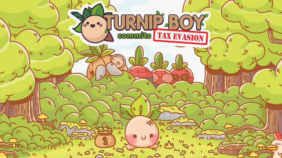Nintendo Download   Turnip Boy