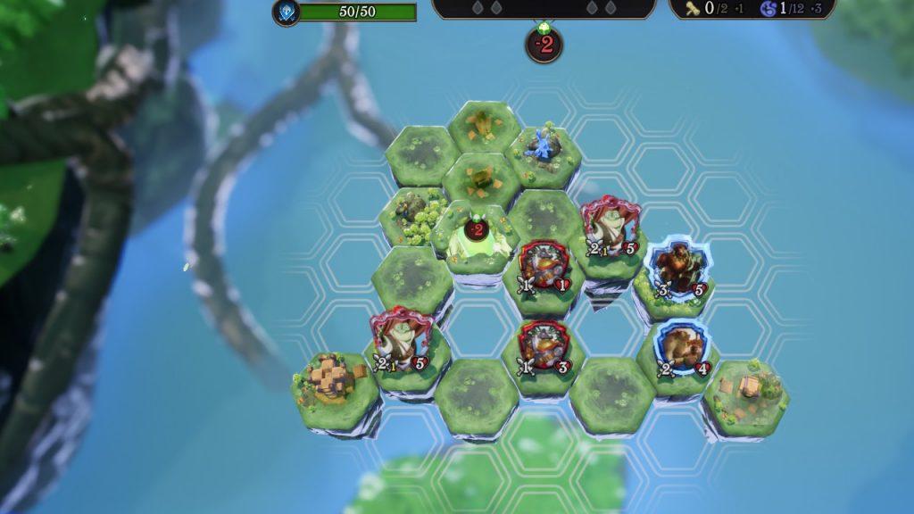 Quinterra | Game Board