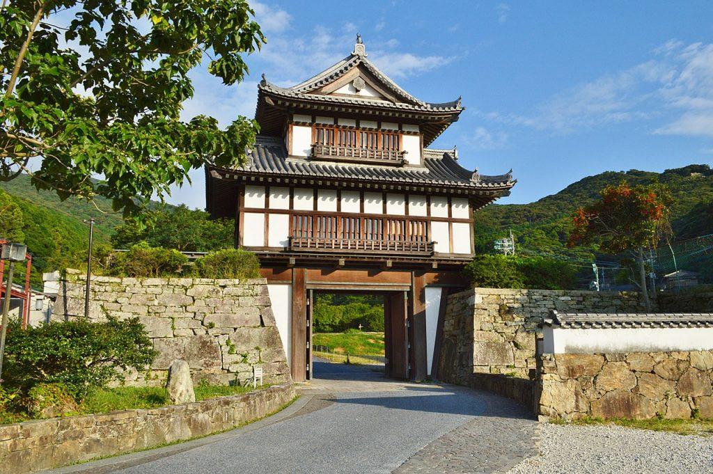 Kaneishi Castle Tsushima