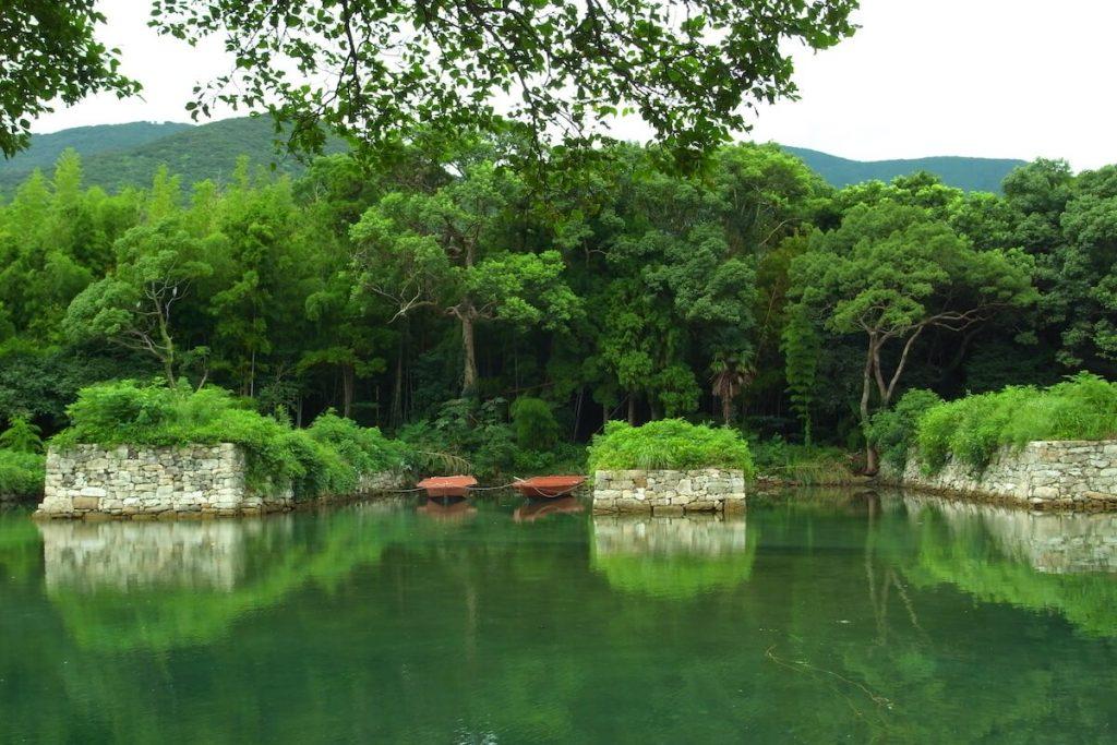 Ruins of Ofunae Tsushima