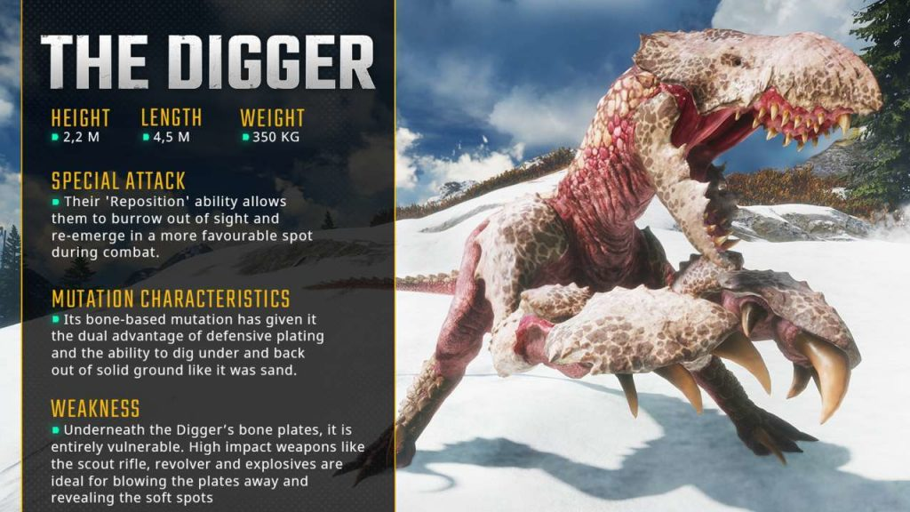 Second Extinction | Digger
