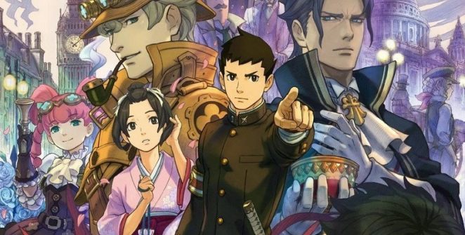 ace attorney chronicles