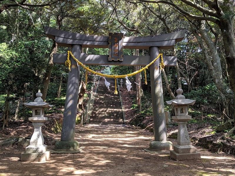 Tsushima-kuni Ichinomiya Kaijin Shrine