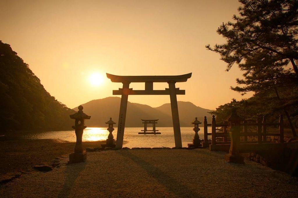 Watasumi Shrine Tsushima