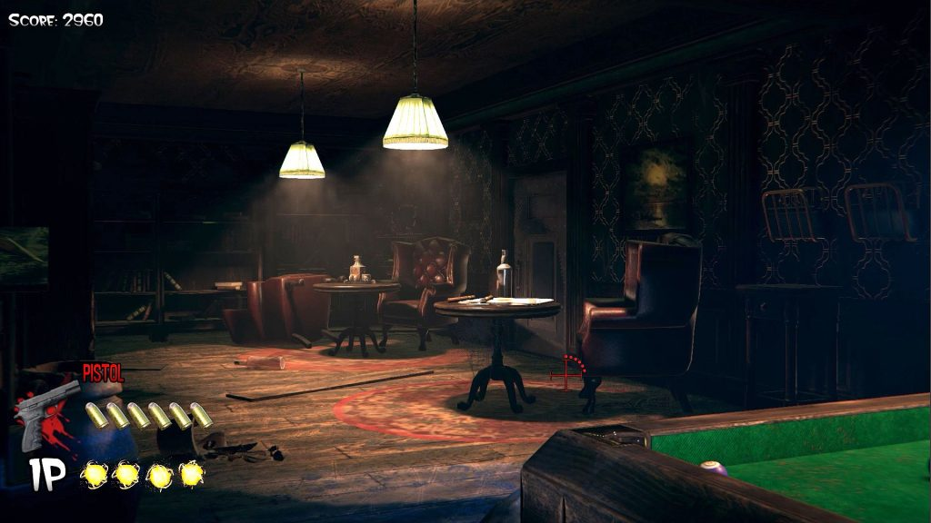 The House of the Dead: Remake Game Room
