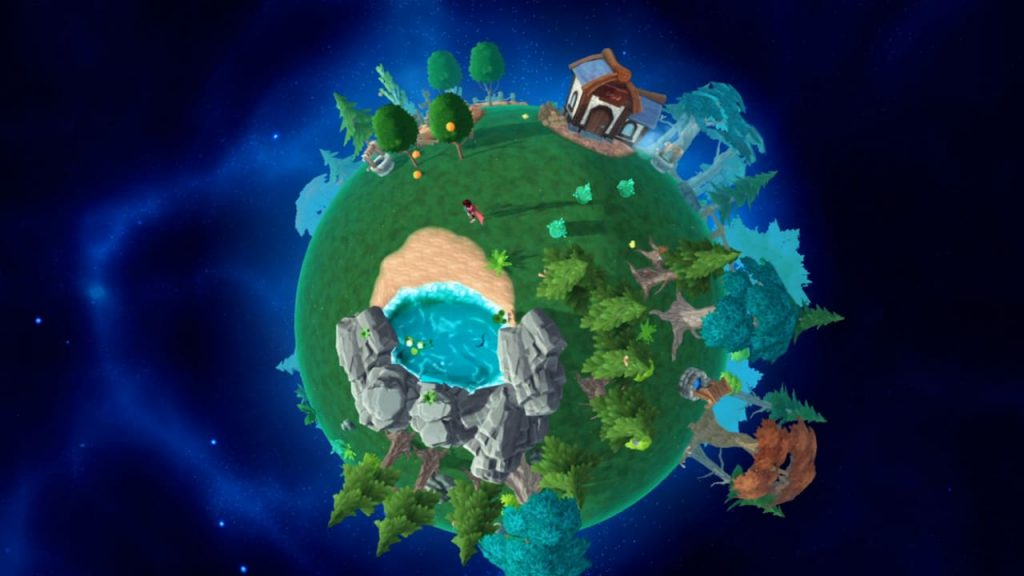 Deiland: Pocket Planet