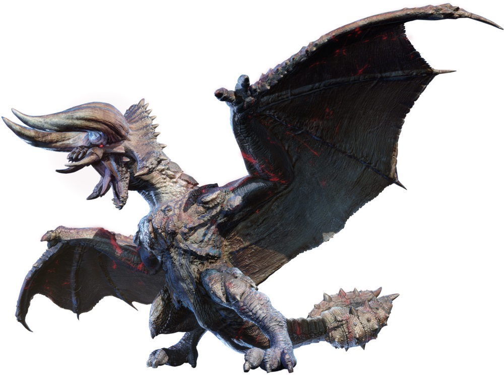 Apex Diablos Rise 2.0 Apex Monster