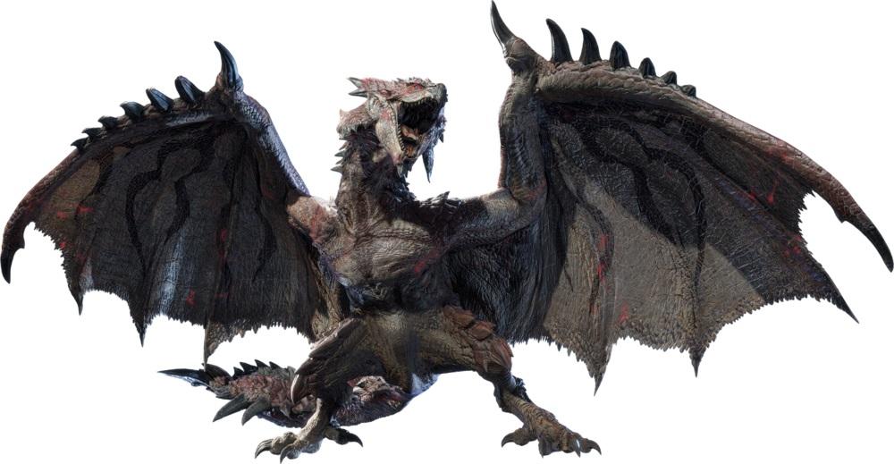 Apex Rathalos Rise 2.0 Apex Monster