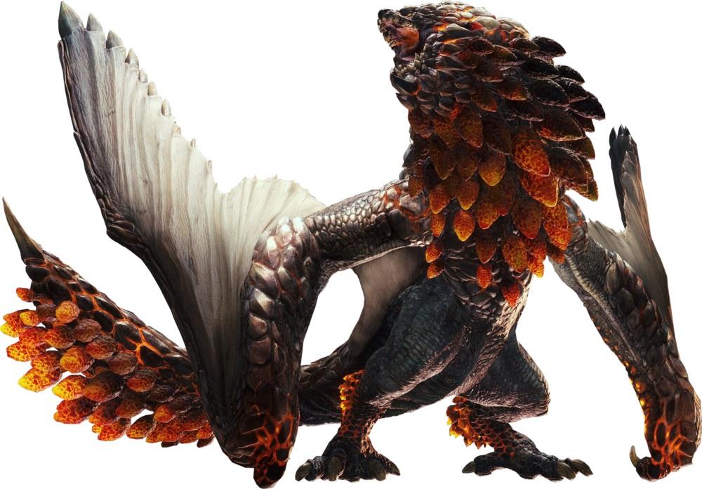 Monster Hunter Rise 2.0 New Monsters Bazelgeuse