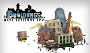 Buildings Have Feelings, Too!