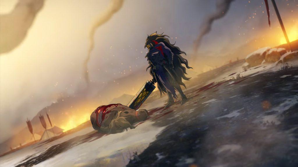 Castlevania | Full Power Striga