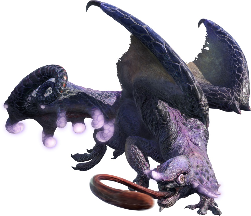 Monster Hunter Rise 2.0 Monsters Chameleos