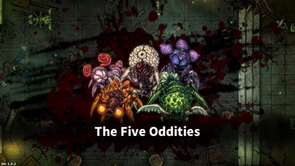 Devil Slayer Raksasi   Five Oddities