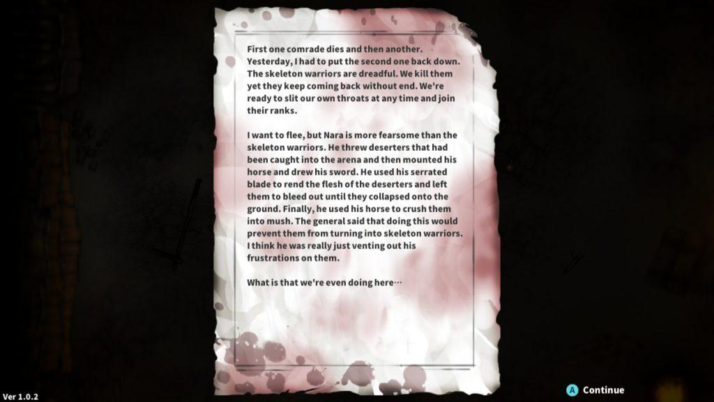 Devil Slayer Raksasi   Journal Entries