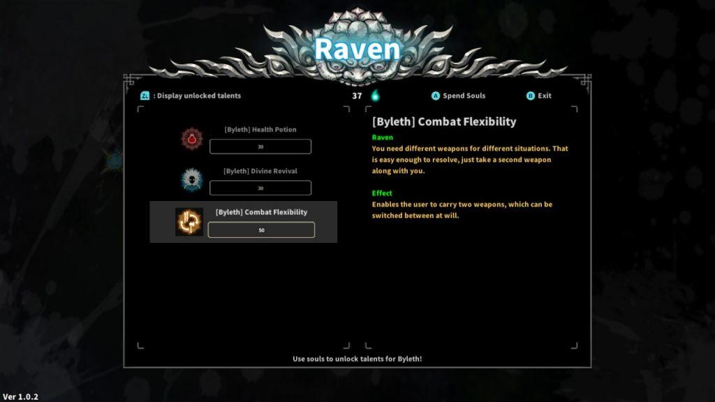 Devil Slayer Raksasi   Talents