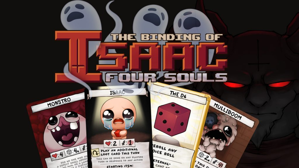 Four Souls   Cards