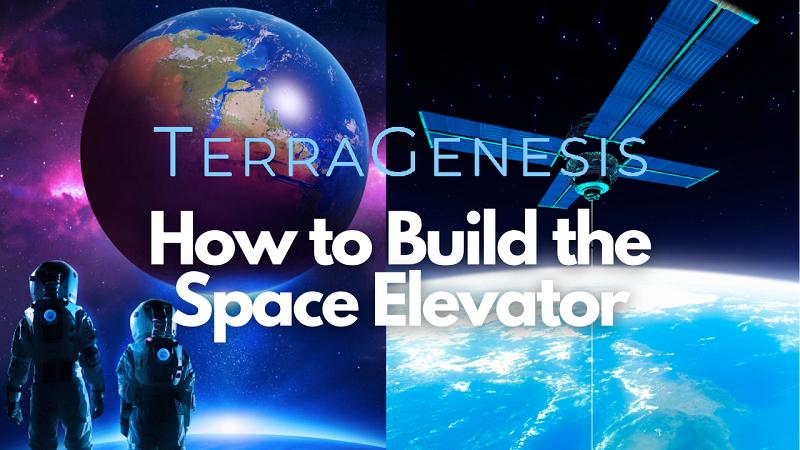 terragenesis space elevator