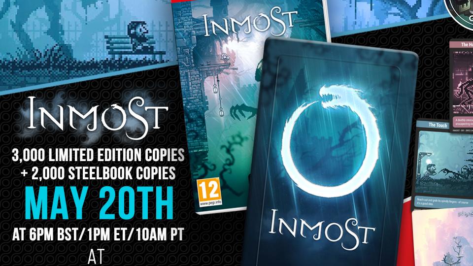 Inmost | SteelBook