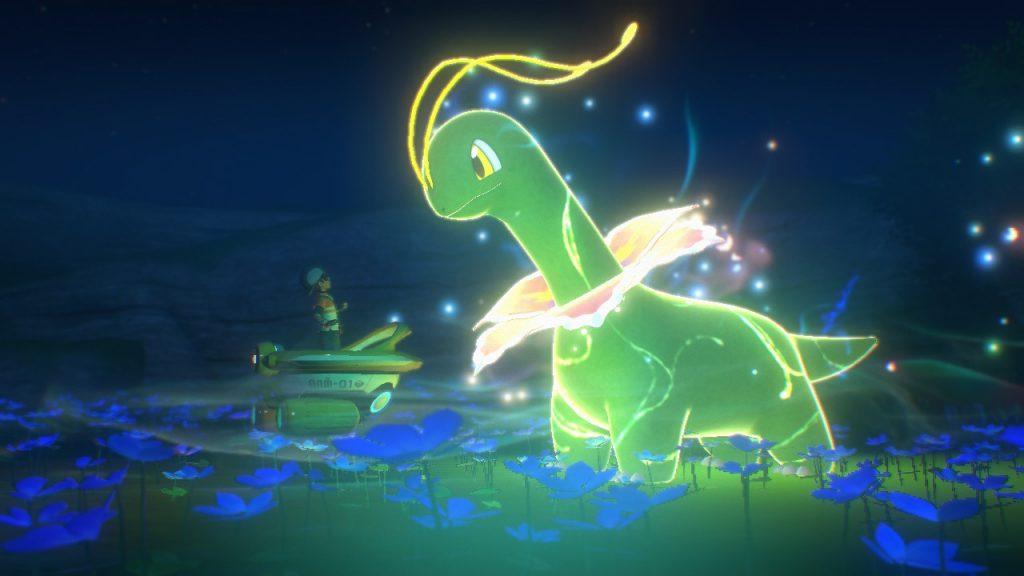 New Pokemon Snap | Illumina Meganium
