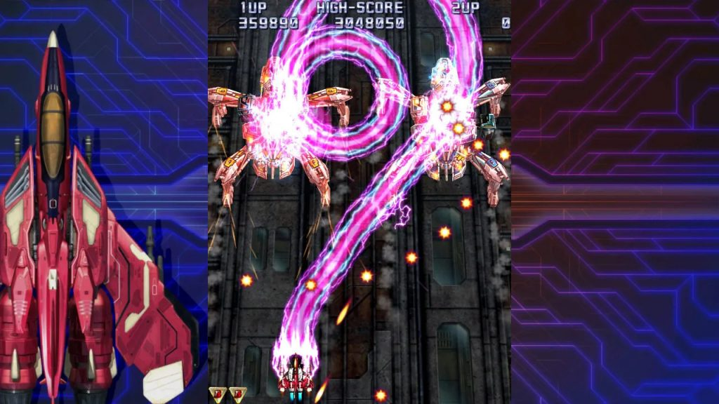 Nintendo Download   Raiden IV x Mikado