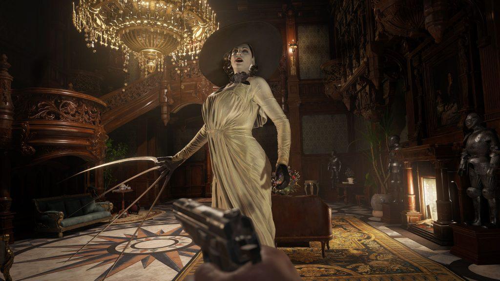 Lady Dimitrescu, Resident Evil Village Review