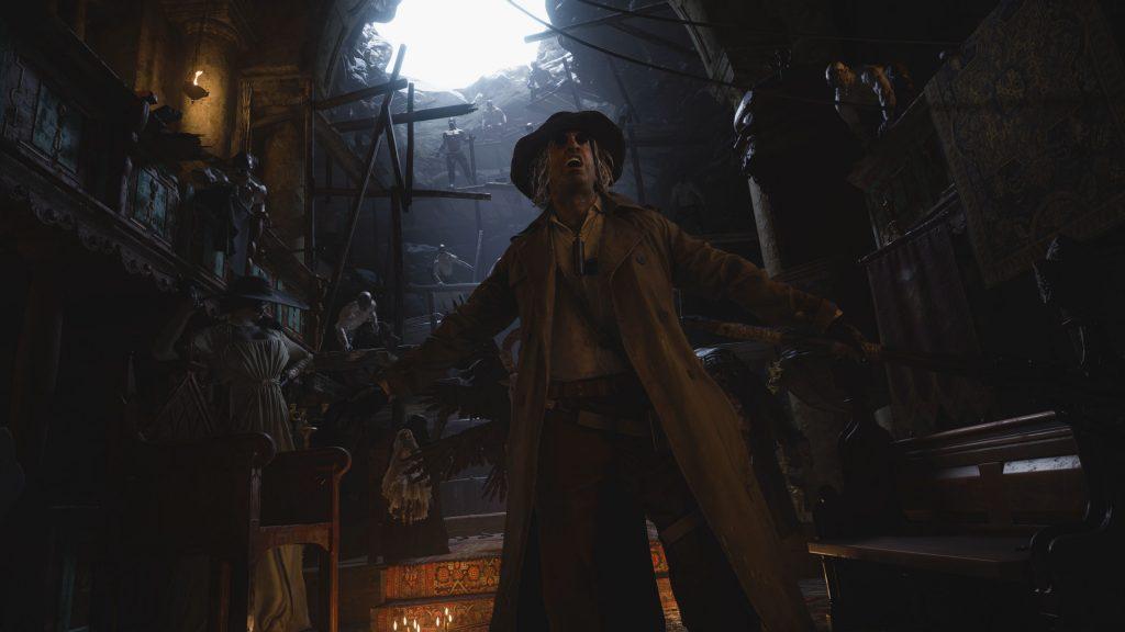 Meet Heisenberg, on of Resident Evil Village's four Lords
