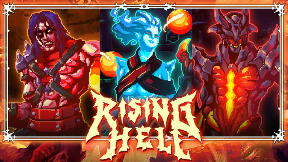 Rising Hell Review (Switch) - Hey Poor Player