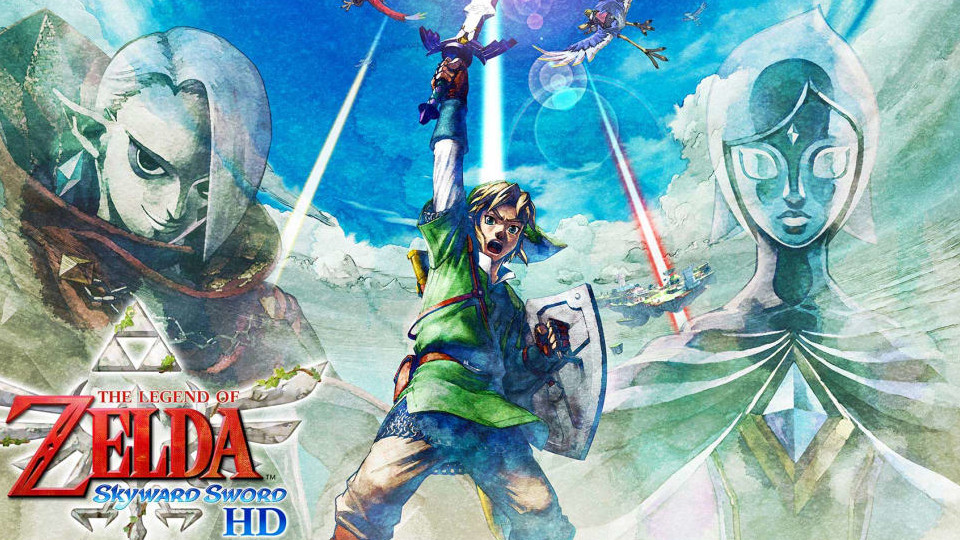 Skyward Sword HD | Key Art