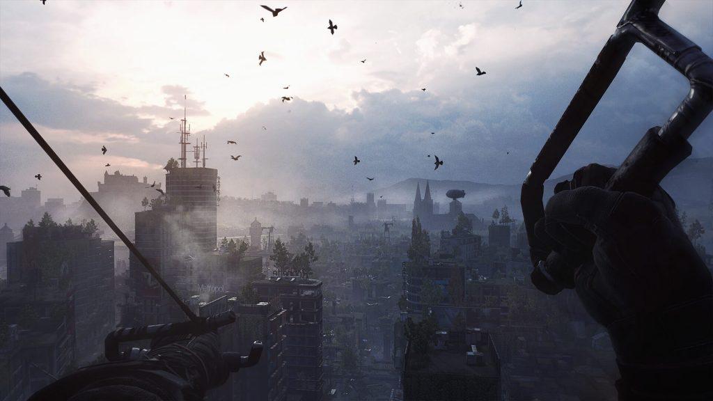 Dying Light 2 Villedor skyline