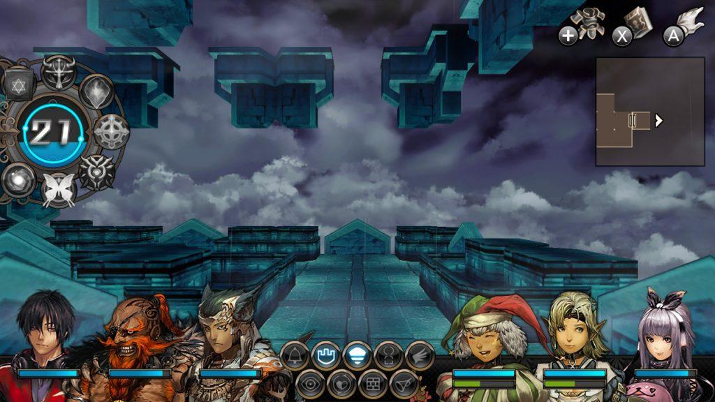 Stranger of Sword City Revisited Mausoleum of Storms
