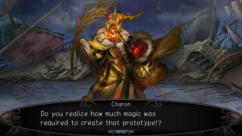 Stranger of Sword City Revisited Charon
