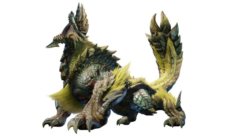 Apex Zinogre Monster Hunter Rise 3.0