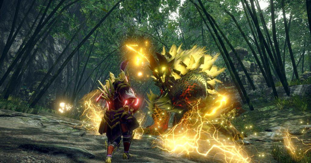 Monster Hunter Rise 3.0