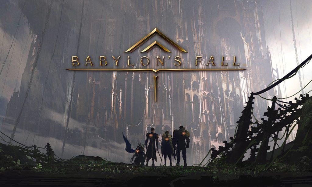 Babylon's Fall Banner