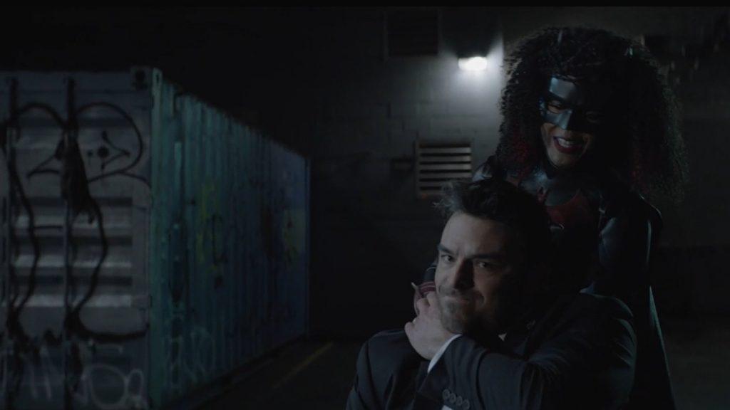 Batwoman | Tavaroff Found