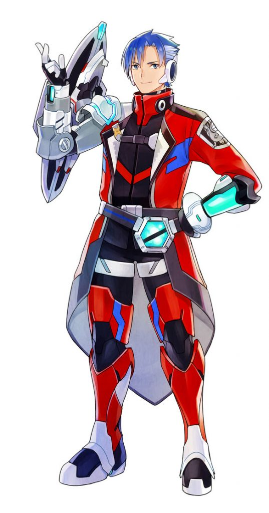 Blaster Master Zero 3   Kane