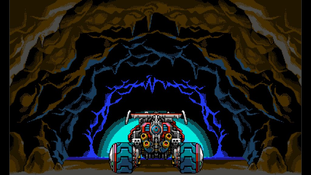 Blaster Master Zero | Roll Out
