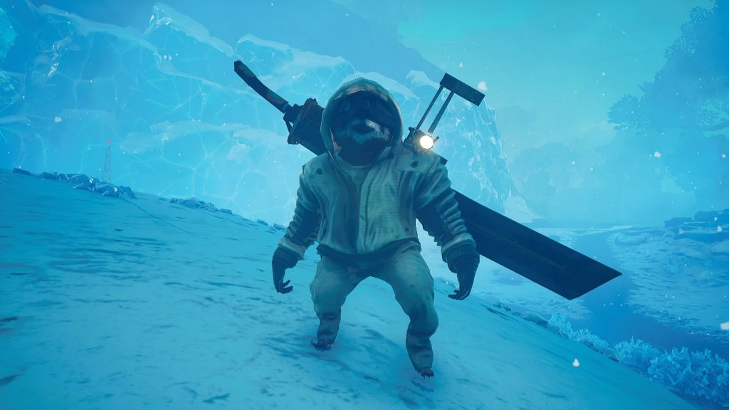Biomutant Cold Zone Suit