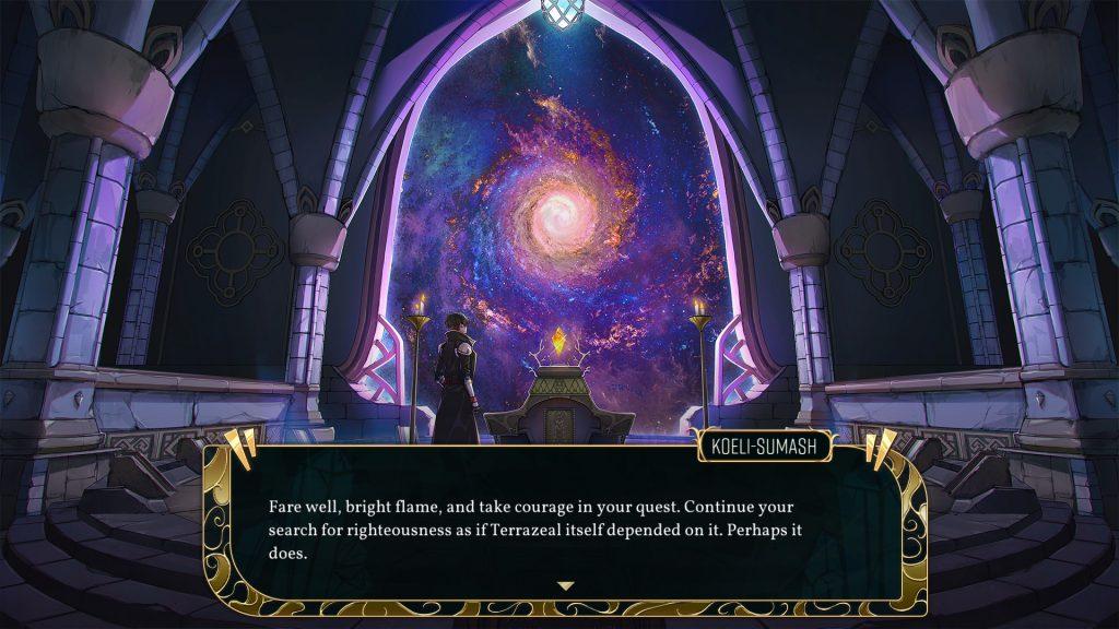 Dark Deity Review   Benevolent God