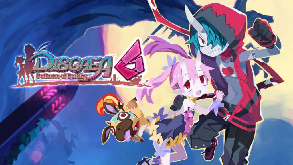 Disgaea 6 Review Banner
