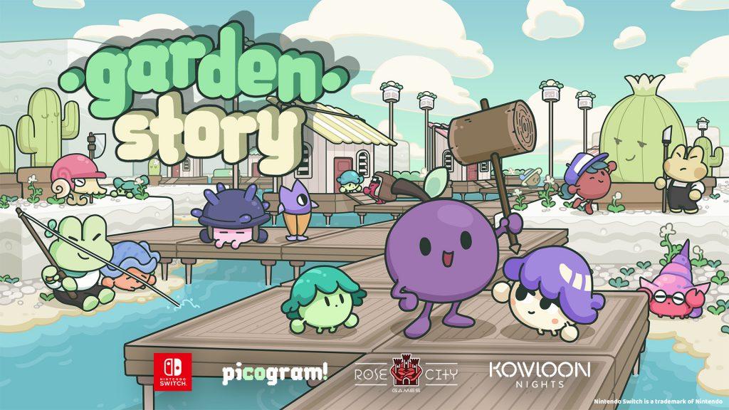 Garden Story   Summer Featured