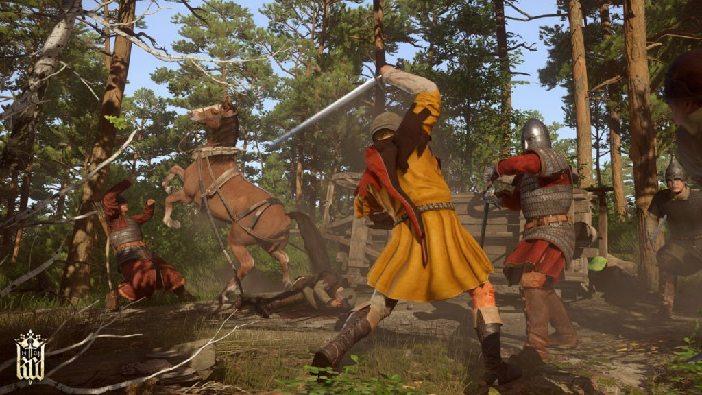 Kingdom Come: Deliverance | Marshland Battle