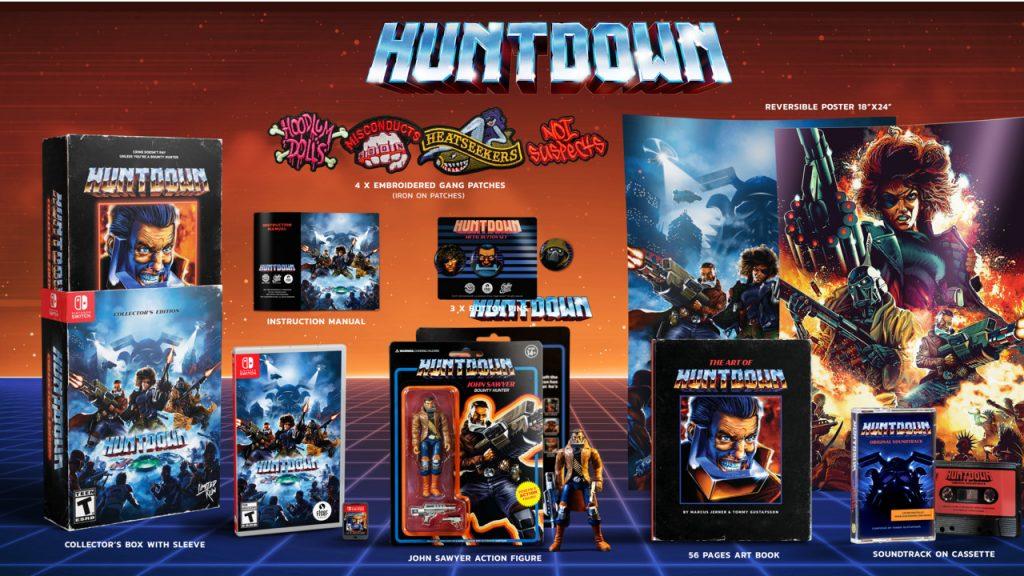 Limited Run Games | Huntdown