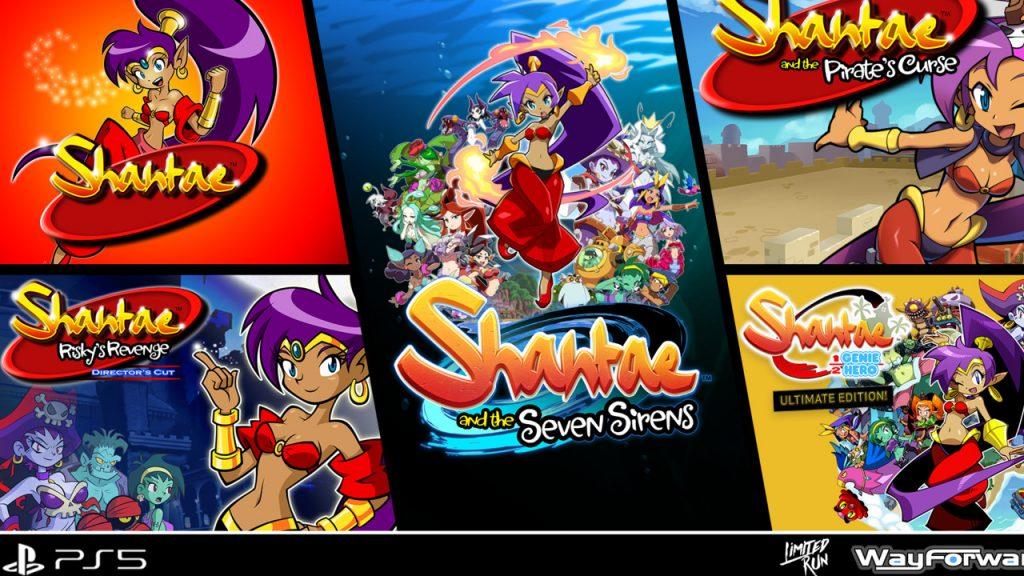 Limited Run Games | Shantae